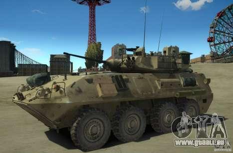 Coyote Reconaissance Vehicle pour GTA 4