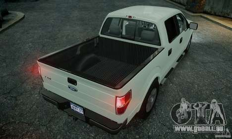 Ford F150 XLT v1.3 für GTA 4 hinten links Ansicht