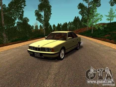 BMW 535 für GTA San Andreas linke Ansicht
