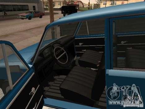 VAZ 2102 für GTA San Andreas rechten Ansicht