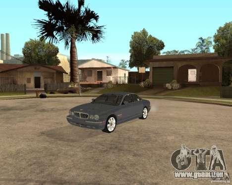 Jaguar XJ-8 2004 pour GTA San Andreas vue de côté