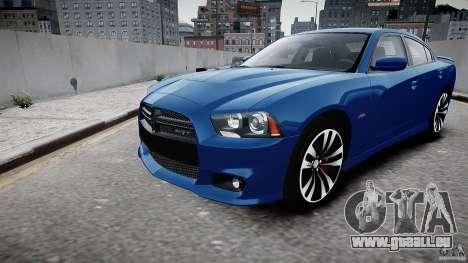 Dodge Charger SRT8 2012 für GTA 4 linke Ansicht