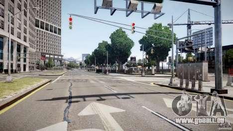 Realistic ENBSeries By batter für GTA 4 elften Screenshot