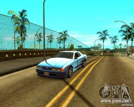 ENBSeries by Sashka911 v2 pour GTA San Andreas quatrième écran