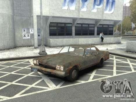 Dodge Monaco 1974 Rusty für GTA 4
