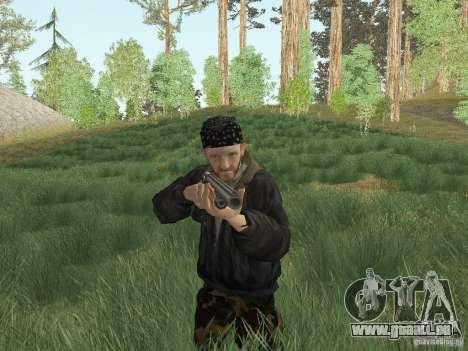 Hunting Mod pour GTA San Andreas sixième écran