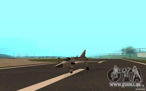 Saab J-35 Draken pour GTA San Andreas