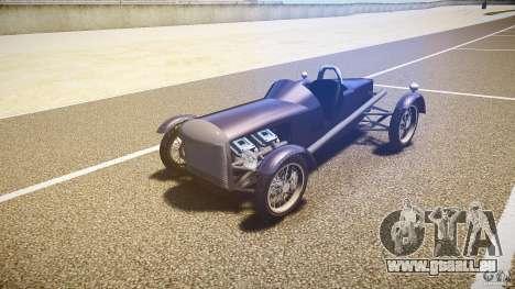 Vintage race car für GTA 4