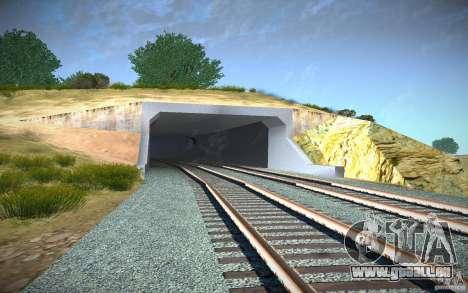 HD Red Bridge pour GTA San Andreas septième écran