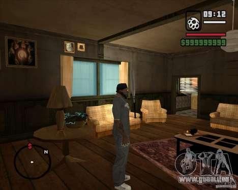 Greetings 2U: GS für GTA San Andreas siebten Screenshot