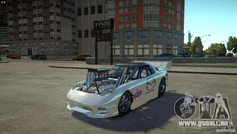Mazda rx7 Dragster für GTA 4