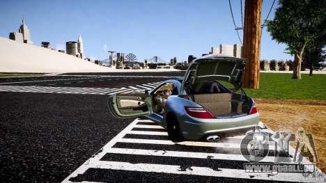 Mercedes-Benz SLK 2012 pour le moteur de GTA 4