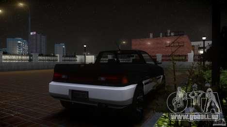 Blista Pick Up für GTA 4 rechte Ansicht