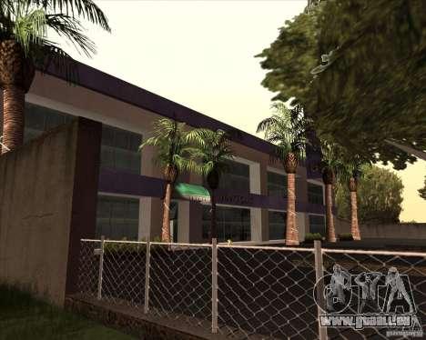 Un garage Wang Cars pour GTA San Andreas cinquième écran