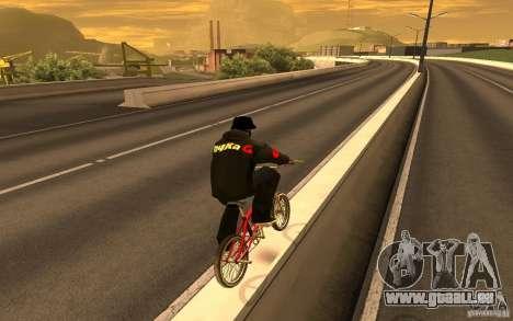 Veste-Point (G) pour GTA San Andreas septième écran