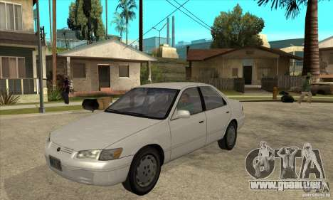 Toyota Camry 2.2 LE 1997 pour GTA San Andreas