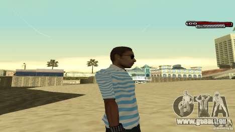 New Latinos pour GTA San Andreas troisième écran