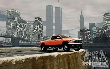 Dodge Ram 3500 Stock Final für GTA 4 Seitenansicht