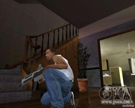 MP5K für GTA San Andreas zweiten Screenshot