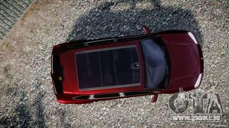 Porsche Cayenne Turbo S 2009 pour GTA 4 est un droit