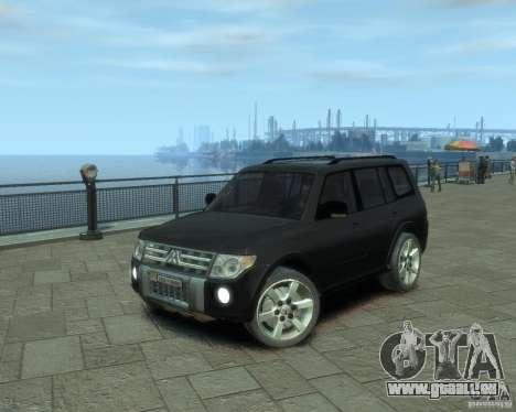 Mitsubishi Pajero für GTA 4