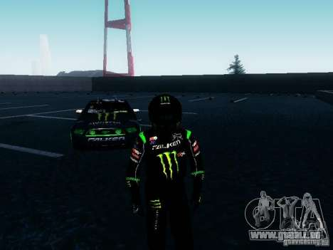 Race Ped Pack für GTA San Andreas neunten Screenshot