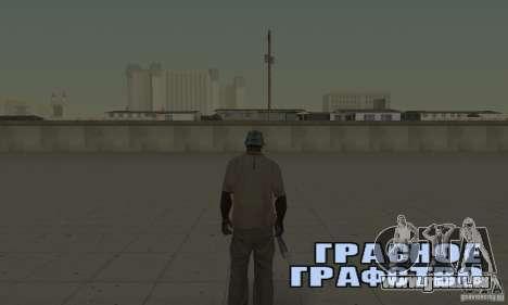 Sohranâjsâ wo immer Sie wollen für GTA San Andreas fünften Screenshot