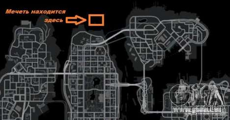 Chechen Mod v1.0 pour GTA 4 septième écran