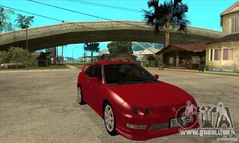 Acura Integra Type-R - Stock pour GTA San Andreas vue arrière