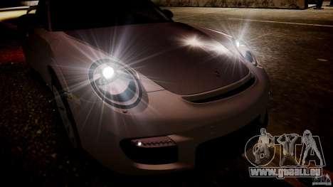 Porsche 911 GT2 RS 2012 für GTA 4 Rückansicht