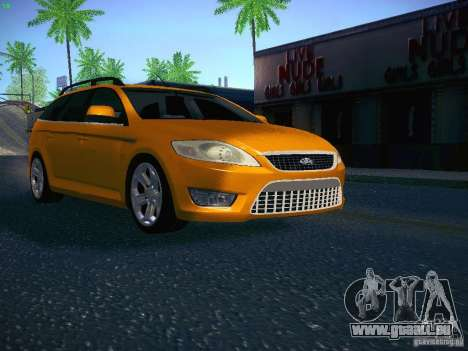 Ford Mondeo Sportbreak pour GTA San Andreas