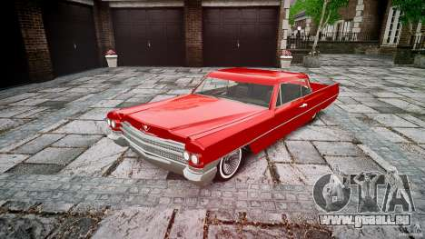 Cadillac De Ville v2 pour GTA 4