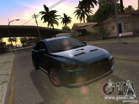 IG ENBSeries v2.0 pour GTA San Andreas neuvième écran