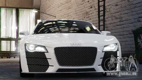 Audi R8 LeMans pour GTA 4