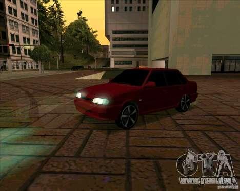 VAZ-2115 pour GTA San Andreas