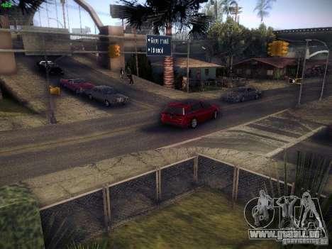 Todas Ruas v3.0 (Los Santos) für GTA San Andreas dritten Screenshot