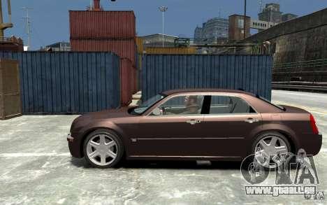 Chrysler 300C pour GTA 4 est une gauche
