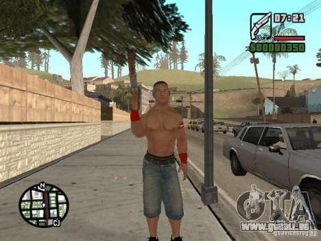 John Cena pour GTA San Andreas quatrième écran