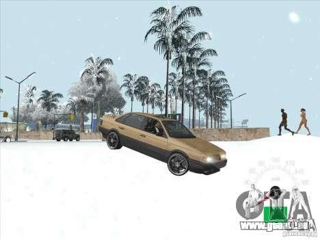 Volkswagen Passat B3 pour GTA San Andreas moteur