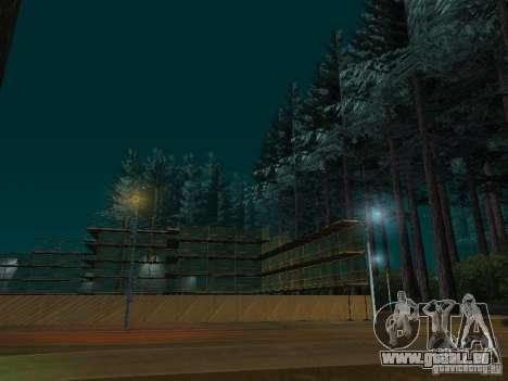 Wald in Las Venturas für GTA San Andreas zweiten Screenshot