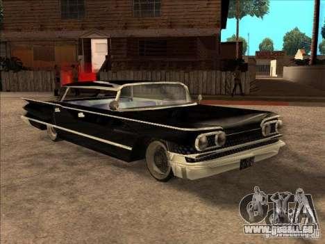Buick Santiago pour GTA San Andreas