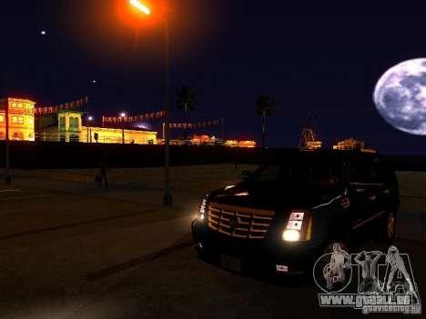 ENBSeries by JudasVladislav für GTA San Andreas fünften Screenshot