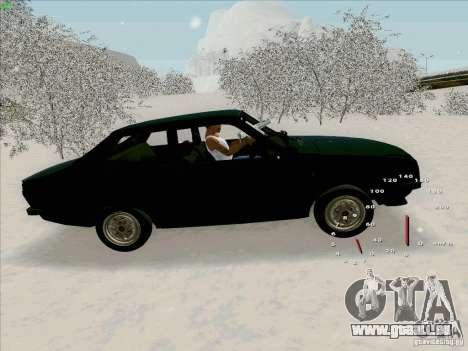 Dacia 1310 Sport pour GTA San Andreas laissé vue