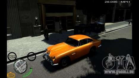 Feux de voiture pour GTA 4