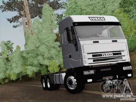 Iveco Eurostar für GTA San Andreas Räder