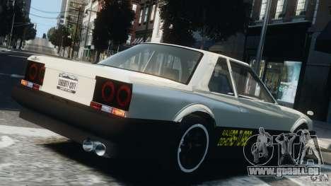 Nissan Skyline RS-X (R30) für GTA 4 linke Ansicht