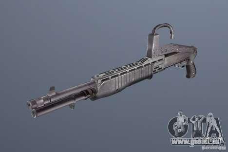 Grims weapon pack1 pour GTA San Andreas sixième écran