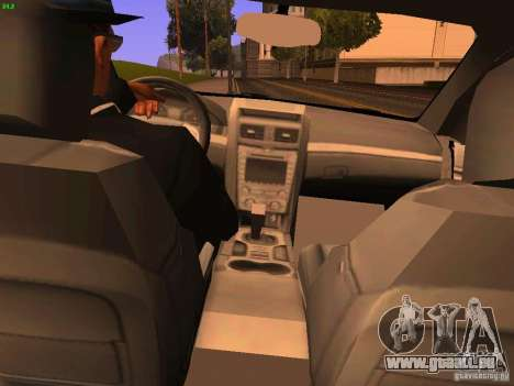 Chevrolet Lumina für GTA San Andreas Rückansicht