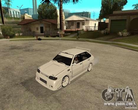 ВАЗ 2114 Mechenny pour GTA San Andreas