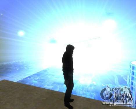 Prototype MOD pour GTA San Andreas troisième écran